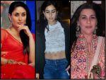 Amrita Singh seems not happy with Kareena and Sara's bond