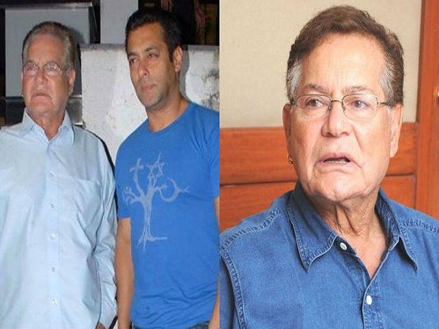 सलमान खान के पिता सलीम खान को अस्पताल में होना पड़ा भर्ती