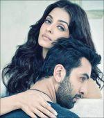 The hot photoshoot of Ranbir-Aish for Filmfare magazine