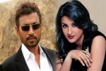 Parineeti to share screen with Irrfan Khan is nervous