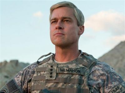 The trailer of Brad Pitt starrer 'War Machine' is out