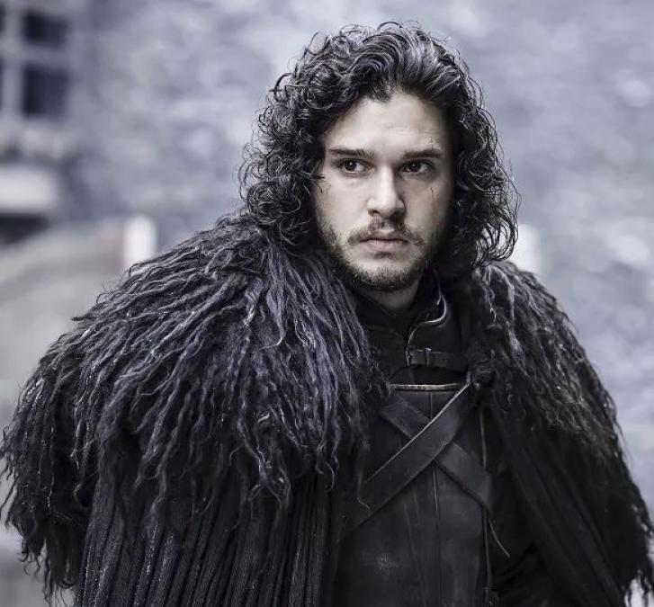Jon Snow of Games of Thrones broke down after shooting the final scene of the show