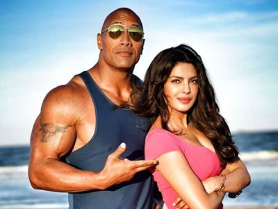 The Rock Johnson called Priyanka, a great tequila drinker