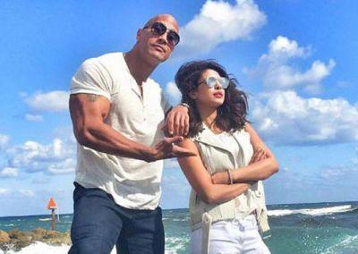 Dwayne Johnson: Priyanka Chopra is an amazing villain