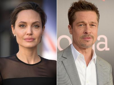 Angelina quits movie in her battle with ex-husband