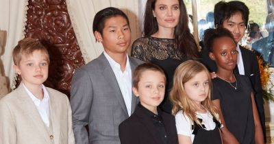 Angelina intends to move to UK with Children