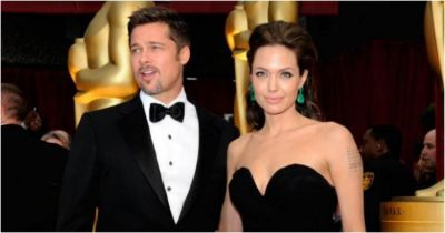 FINALLY Brad Pitt and Angelina Jolie have reached an agreement over child custody
