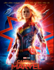 Ahead of the trailer, Captain Marvel drops new poster, check it out now