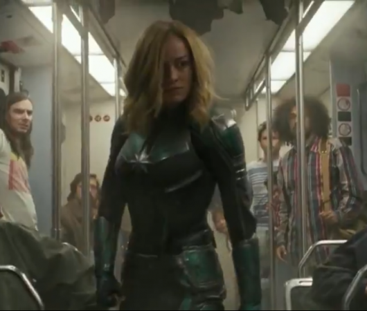 Captain Marvel trailer out: The Noble warrior is ready to save world from evil forces