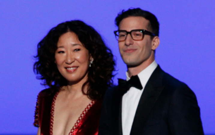 Sandra Oh and Andy Samberg will be the hosts of the 2019 Golden Globes