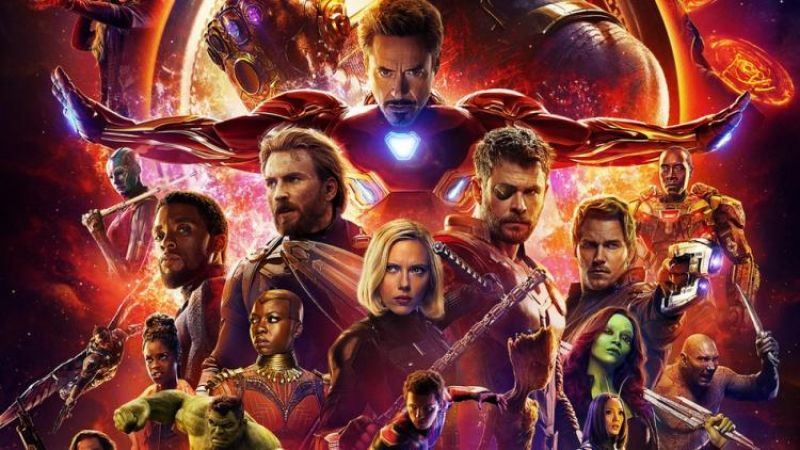 Avengers: Infinity War, Black Panther shortlisted for nominationsOscar 2019