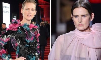 Iconic British model, Stella Tennant is dead