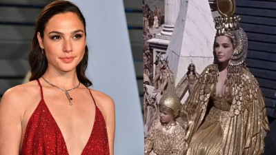 Gal Gadot defends her role as Cleopatra against Whitewashing charges