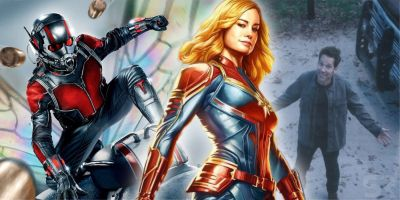 Captain Marvel can travel through time could be a part of Avengers: Endgame,