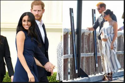 Pregnant Meghan Markle and Prince Harry Valentine's day …..check out here