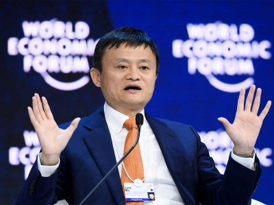 Alibaba founder emerged as the big financial backing of Hollywood films
