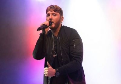 James Arthur Became Vegetarian With the Help of His Guitarist