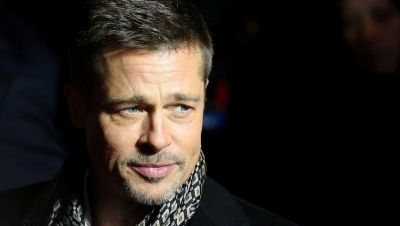 Brad Pitt Was Not Able to Watch the Show With Emilia Clarke