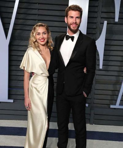 Miley Cyrus with a sweet note on the  birthday of his hubby Liam Hemsworth