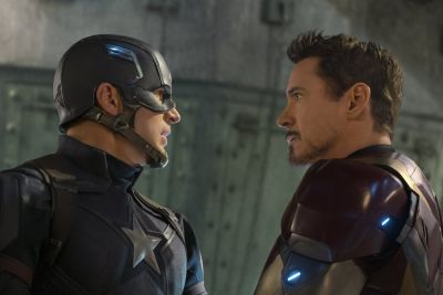 Iron Man turns Disney Princess for Captain America, Check out the Tweets