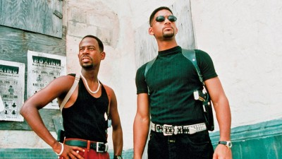 Work begins on the next series of the film 'Bad Boys'