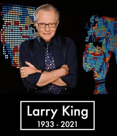 लैरी किंग टॉक शो लीजेंड का हुआ निधन