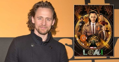 Tom Hiddleston on What 'Loki' Makers Had in Mind for God of Mischief