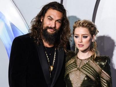 Game of Thrones alum Jason Momoa congratulates Aquaman co star Amber Heard on new baby via sweet message