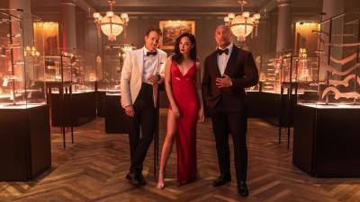 Dwayne Johnson, Ryan Reynolds, Gal Gadot`s `Red Notice` to premiere on Netflix