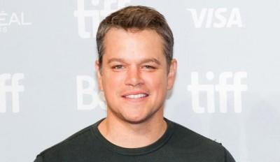 Matt Damon speaks on turning down 'Avatar' & preparing to play a Donald Trump supporter in 'Stillwater'