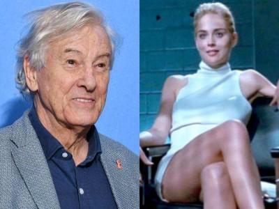 Basic Instinct director Paul Verhoeven Denies being 'slapped' by Sharon Stone over film's explicit scene