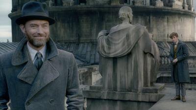 Fantastic beasts: Crimes of Grindelwald, trailor out