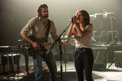 Tragic love story: A star is born trailer released