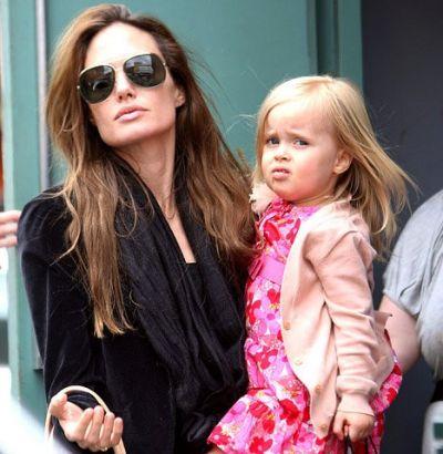 Angelina Jolie can lose custody of her kids