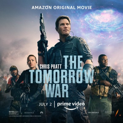 'The Tomorrow War' trailer: Chris Pratt time travels to future to save his present