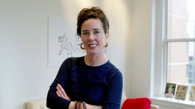 American fashion designer Kate Spade has committed suicide, found dead at home