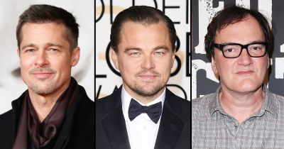 """Once upon a time in Hollywood"" first look out, actors can be seen in 60's look"