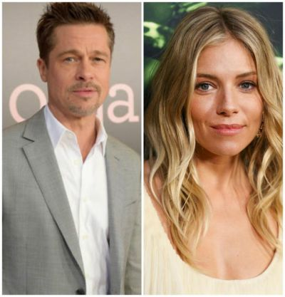 Brad Pitt is seeing actress Sienna Miller