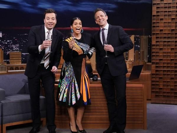 Lilly Singh becomes the first woman to host a late-night show