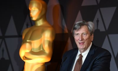 Oscar's President John Bailey accused of sexual misconduct