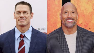 John Cena to star in Dwayne Johnson's upcoming movie