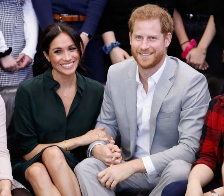 Meghan Markle And Prince Harry Chose This Name For Their