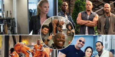 Fast & Furious to come with quantum of humour, confirms Jason Statham