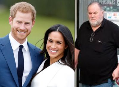 Meghan Markle's daddy will not attend the royal wedding