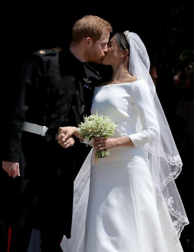 Watch video: Meghan Markle and Prince Harry share special moments from their royal wedding