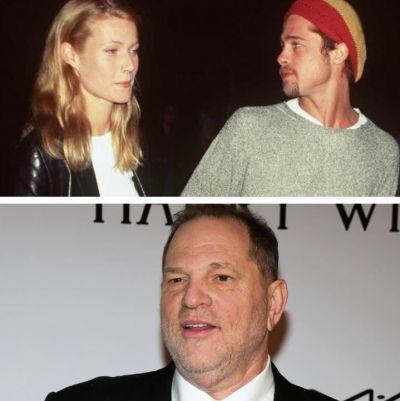 Brad Pitt's showdown with Harvey was energetical, says Gwyneth Paltrow