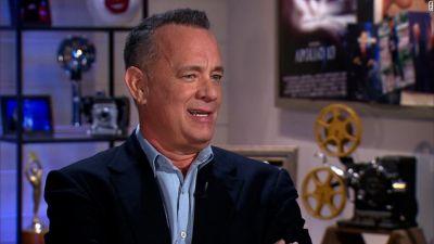 Tom Hanks denied beer at an event