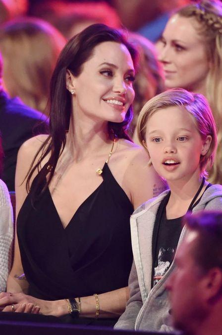 Angelina Jolie celebrates birthday of her daughter