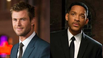 Chris Hemsworth aka Thor talks about working with Will Smiths