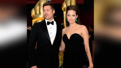 Without Brad Pitt, Angelina Jolie is still trying to be a good parent